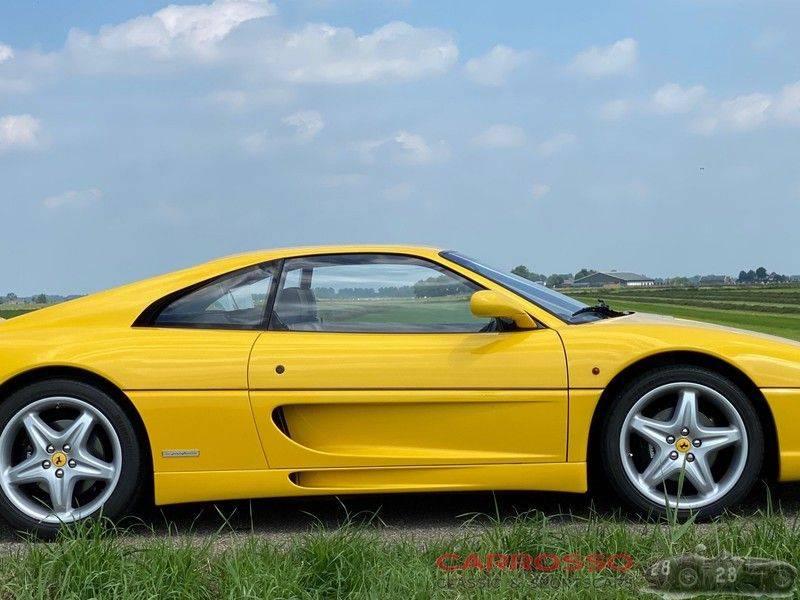 Ferrari F355 F1 GTB, 1 owner, 38.000 km afbeelding 15