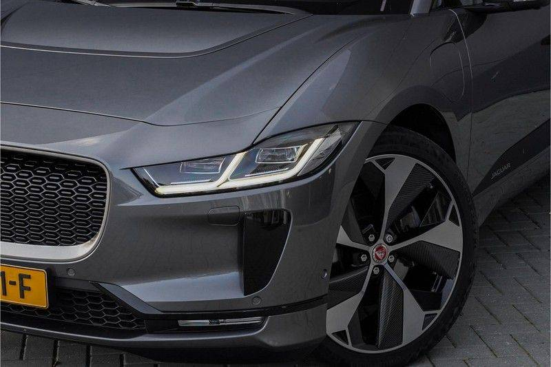 """Jaguar I-PACE EV400 First Ed Pano Luchtvering Meridian 22"""" afbeelding 15"""
