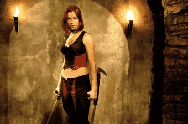 Péssimos filmes baseados em games - Bloodrayne