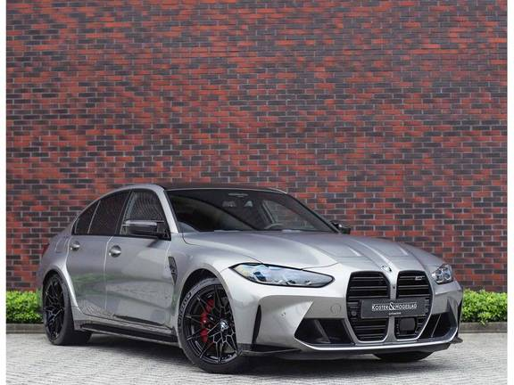 BMW 3 Serie M3 Competition *Driver Package*Carbon*Head-Up*Full Option!*