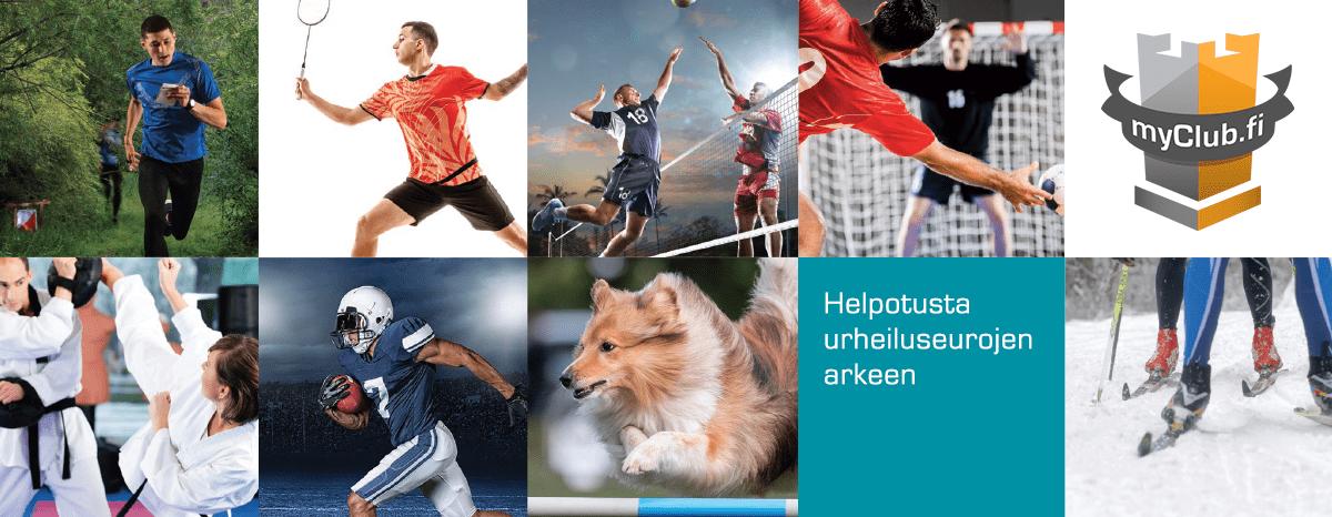 Pallopelejä, yksilölajeja, kamppailu-urheilua, hiihtoa ja vaikkapa agilitya voi valmentaa myös etänä!
