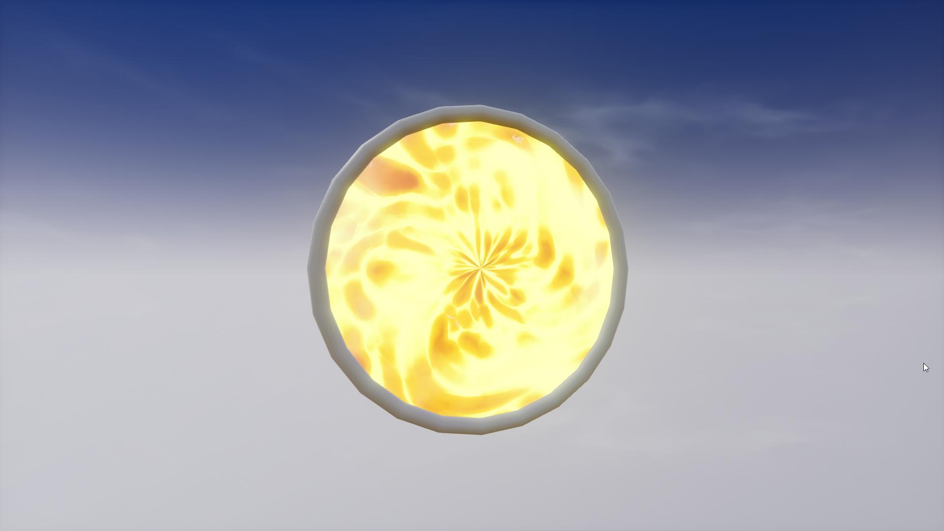 A Default Game Portal