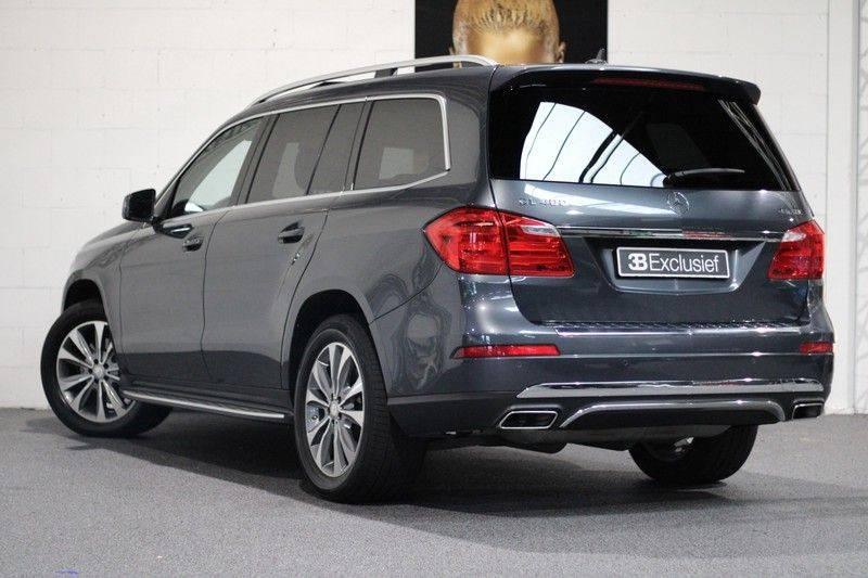 Mercedes-Benz GL-Klasse 400 4-Matic Pan.dak, 7-zits, 360 Camera afbeelding 2