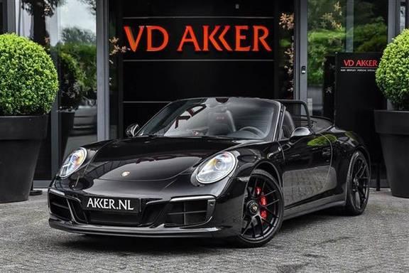 Porsche 911 GTS CABRIOLET CAMERA+BOSE+ADAPT.STOELEN