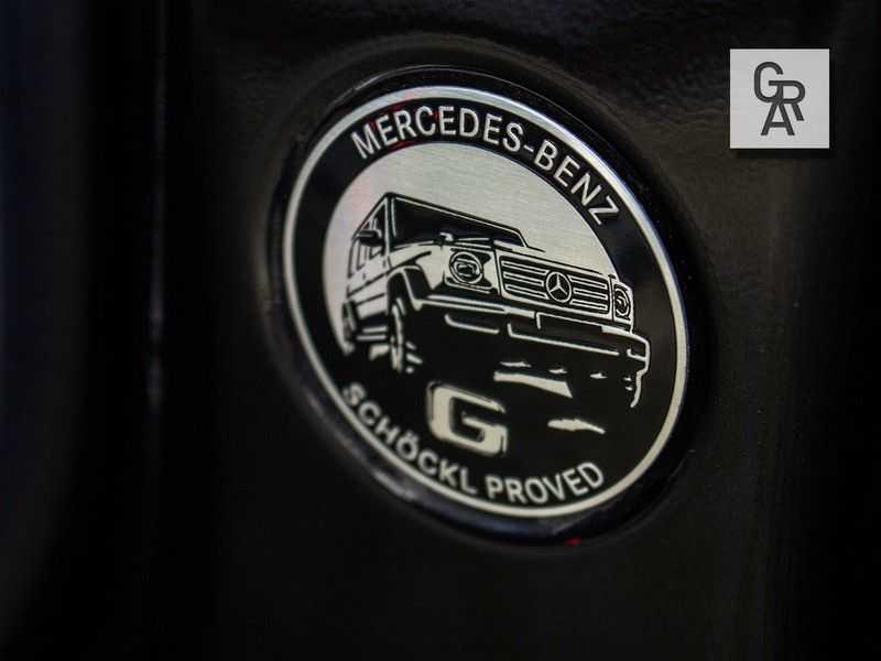 Mercedes-Benz G-Klasse G63 AMG | Schuif/kanteldak | Distronic Plus | AMG Perf. uitlaat | 22inch wielen | afbeelding 21