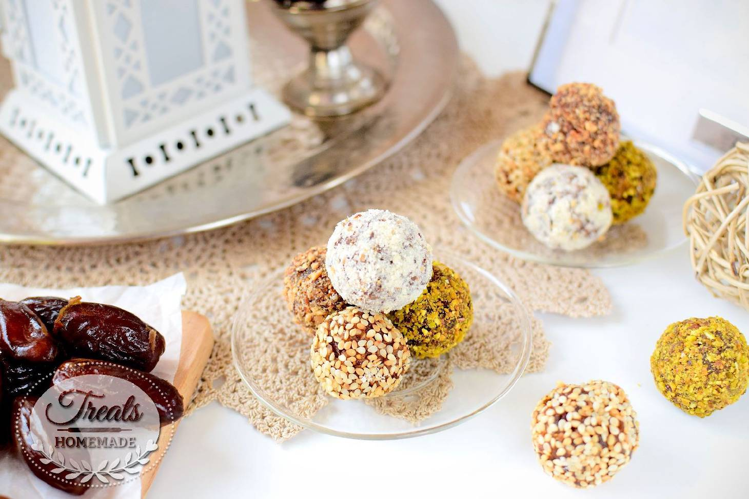 Date and Fig Balls