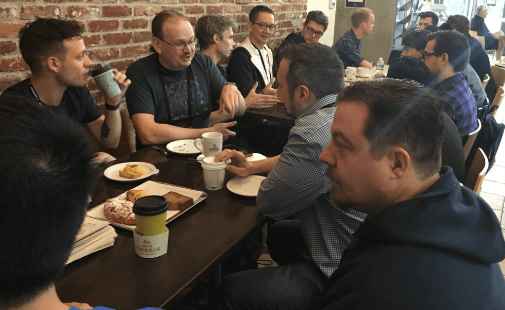Tracing Breakfast - Monitorama 2018