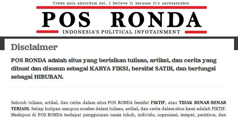Posronda.net