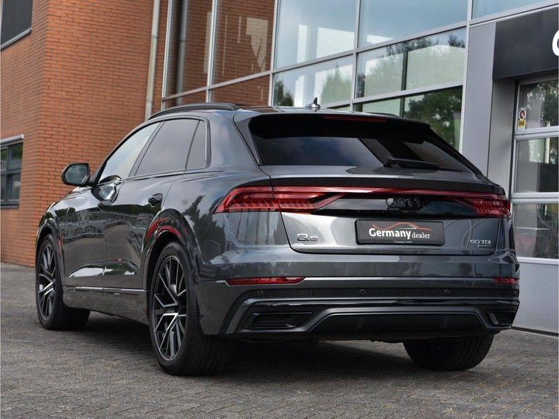 Audi Q8 50TDI 286pk Quattro S-Line Black Optic Lucht RS-Zetels B&O Pano Leder-Dash 22-Inch Soft-Close! afbeelding 11