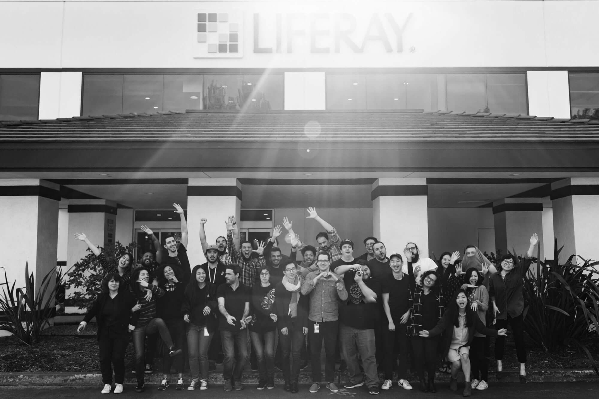 The Liferay Design Team
