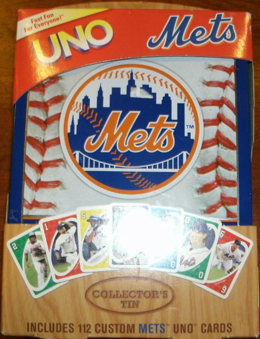 New York Mets Uno (2010)
