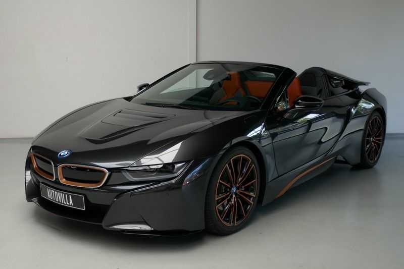 BMW i8 Roadster 1.5 Ultimate Sophisto Edition LaserLight afbeelding 4