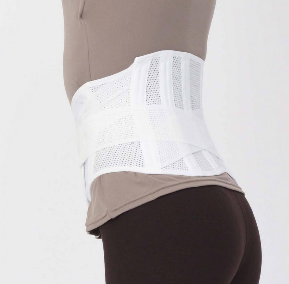 整形外科医と共同開発した腰痛ベルト