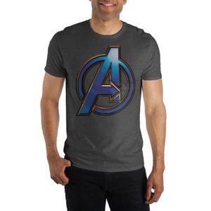 Avenger Logo Avengers Mens Clothing Short Sleeve Avengers Tee