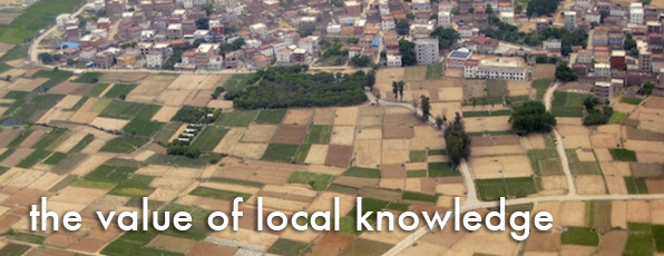 The Value of Local Knowledge