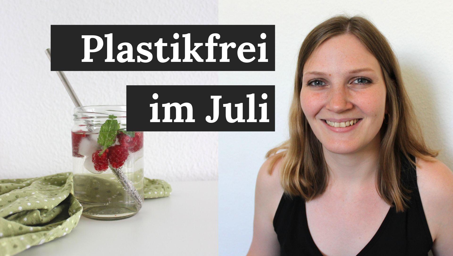 Video Cover zu Plastikfrei leben: Meine Challenges für Plastic Free July