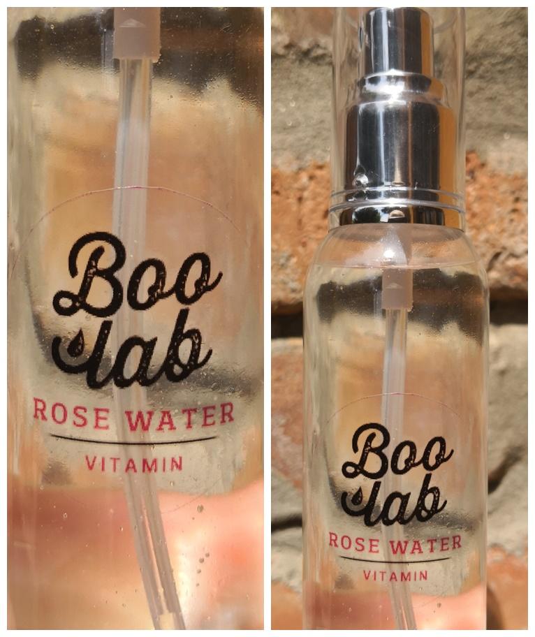 Boolab Ružina vodica Rose Water Vitamin u originalnoj ambalaži.