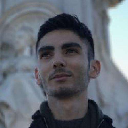 Headshot of Nima Vaziri