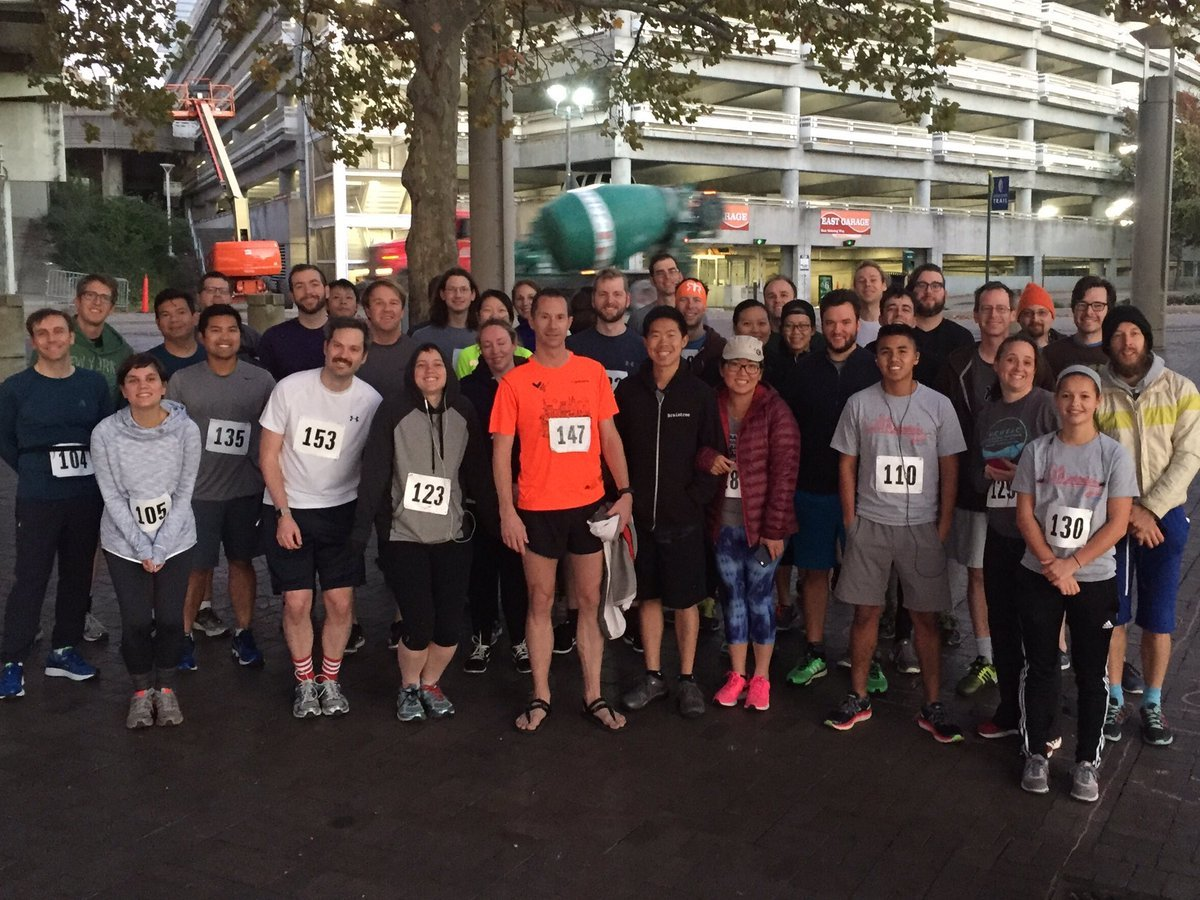 RubyConf 5k Runners