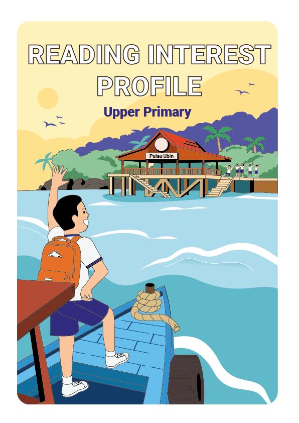 Upper Primary Reading Interest Profile 2021