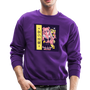Otakuchan Magic Girl Unisex Sweatshirt Wear Close Up