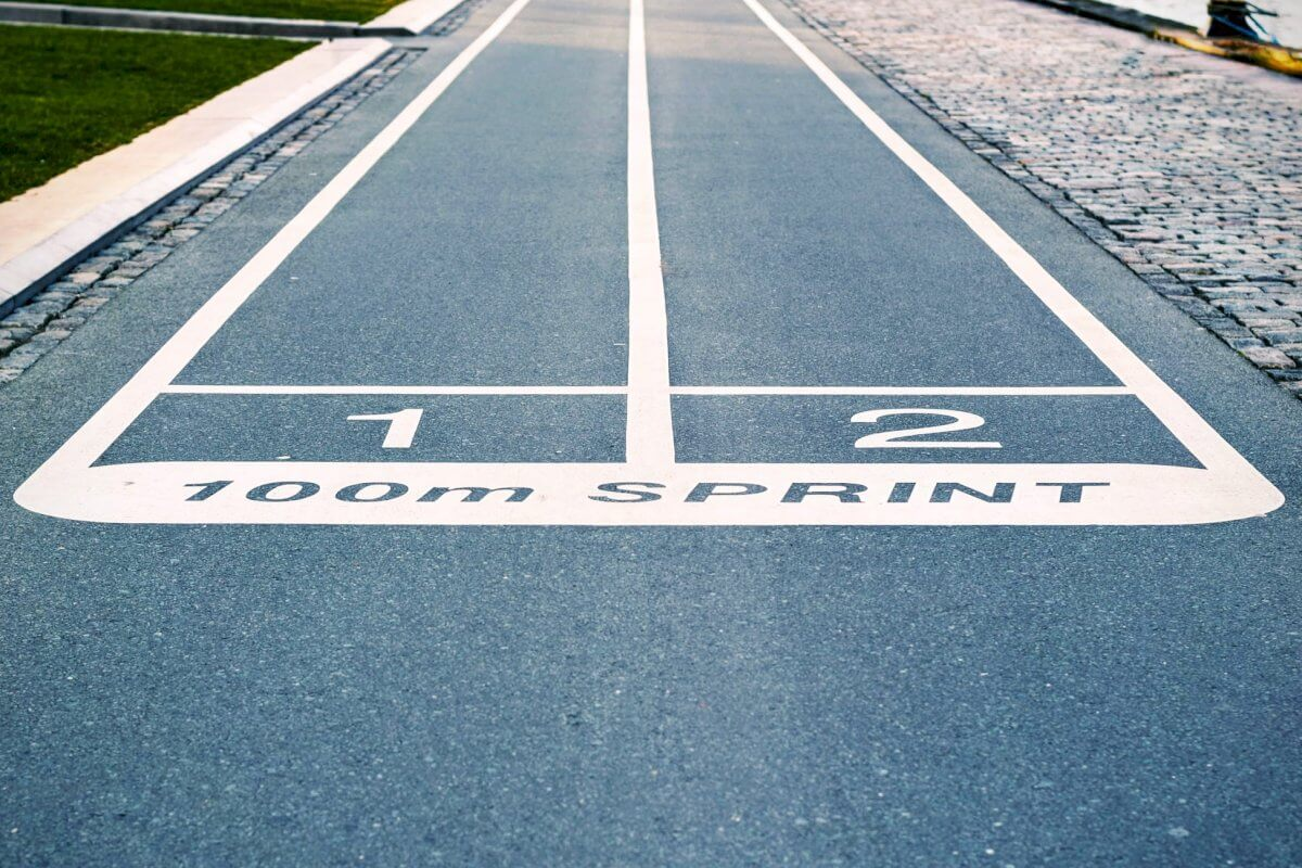 """""""Start sprint race"""""""
