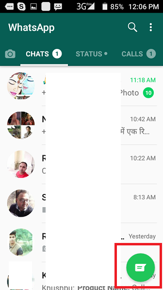 How To Sync Your Android Contacts With Whatsapp Covve