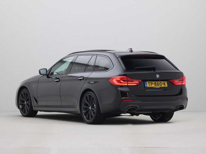 BMW 5 Serie Touring 530i High Executive M-Sport Automaat afbeelding 7
