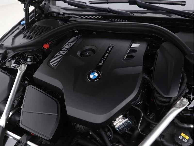 BMW 5 Serie Touring 530i High Executive M-Sport Automaat afbeelding 6