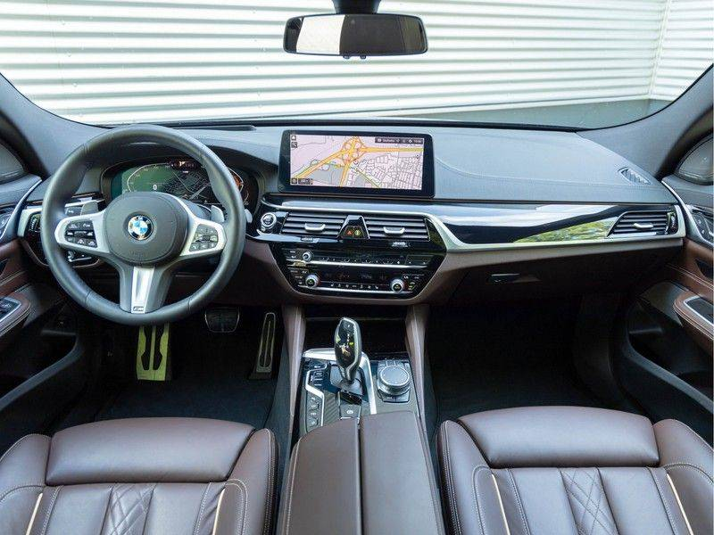 BMW 6 Serie Gran Turismo 630i High Executive - Luchtvering - Facelift - Driving Ass Prof afbeelding 14