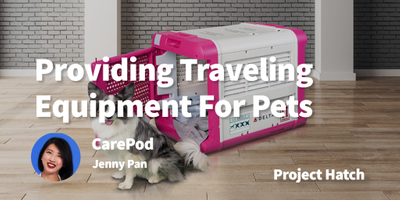 featured image thumbnail for post How My Love of Pets Led Me into the Pet Tech Sector