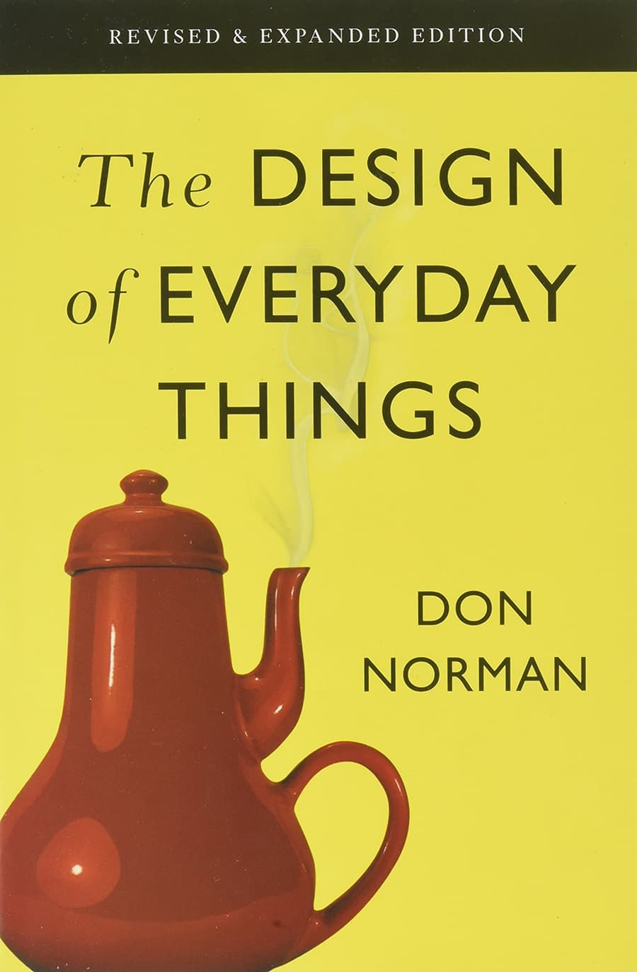 The cover of The Design of Everyday Things