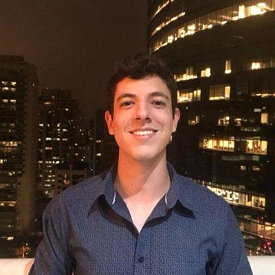 Lucas Mantovani Profile Image