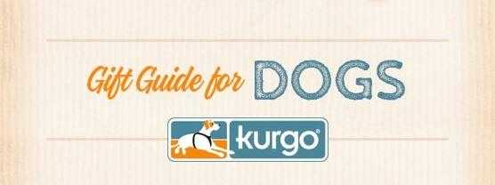 Gift Guide for Dogs - All Things Red