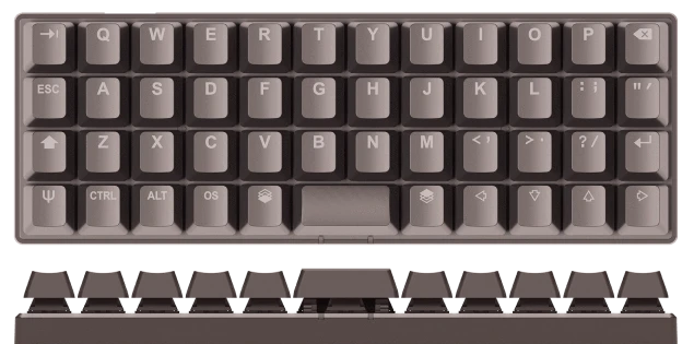 Planck EZ Switches