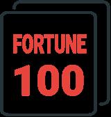 Fortune 100's