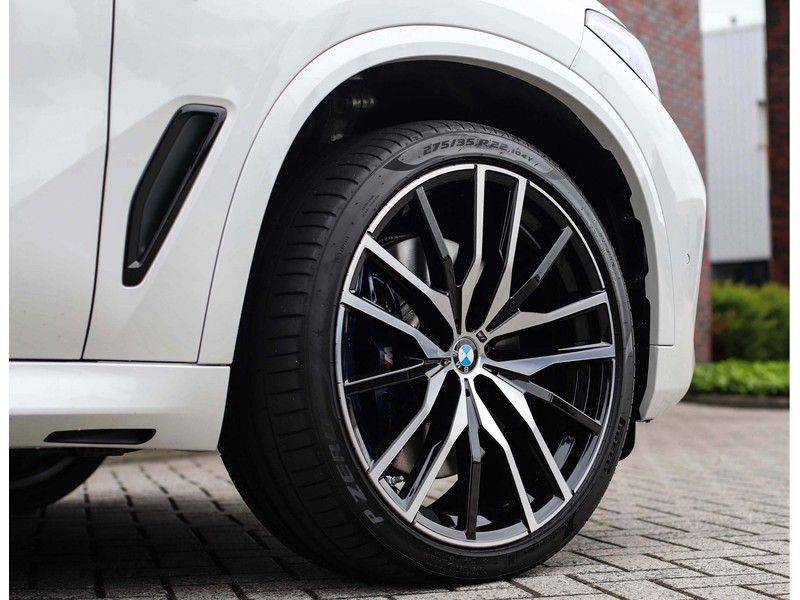 BMW X5 xDrive45e High Executive *Luchtvering*HUD*Pano*Laser*Harman/kardon* afbeelding 7