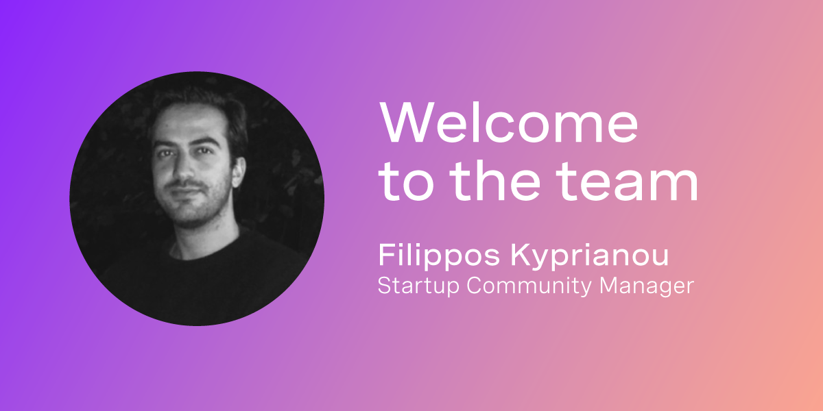 Filippos Kyprianou Joins the Vonage Community Team