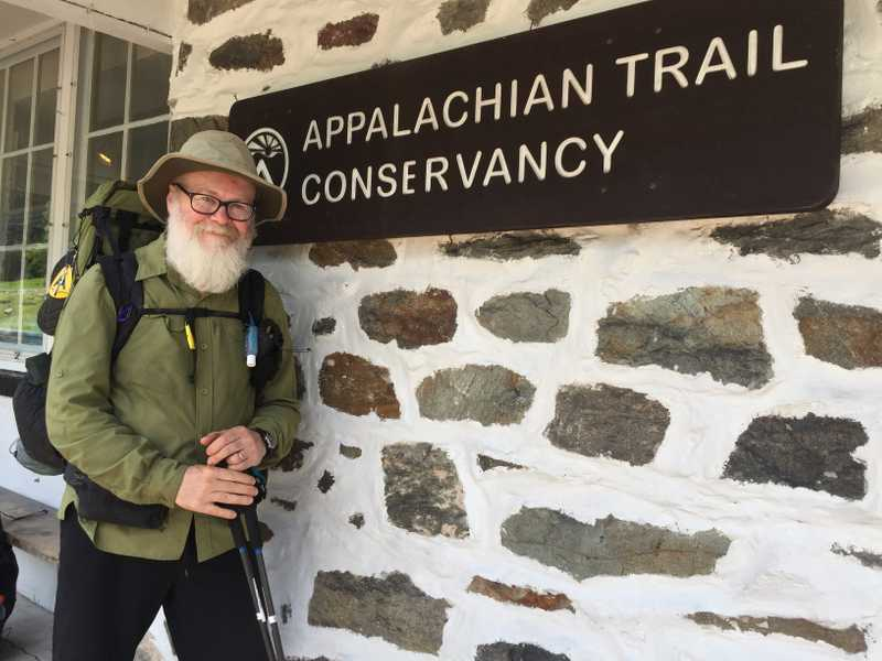 Gravity at Appalachian Trail Conservancy's headquarters in Harpers Ferry