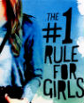 The #1 rule for girls by Rachel McIntyre