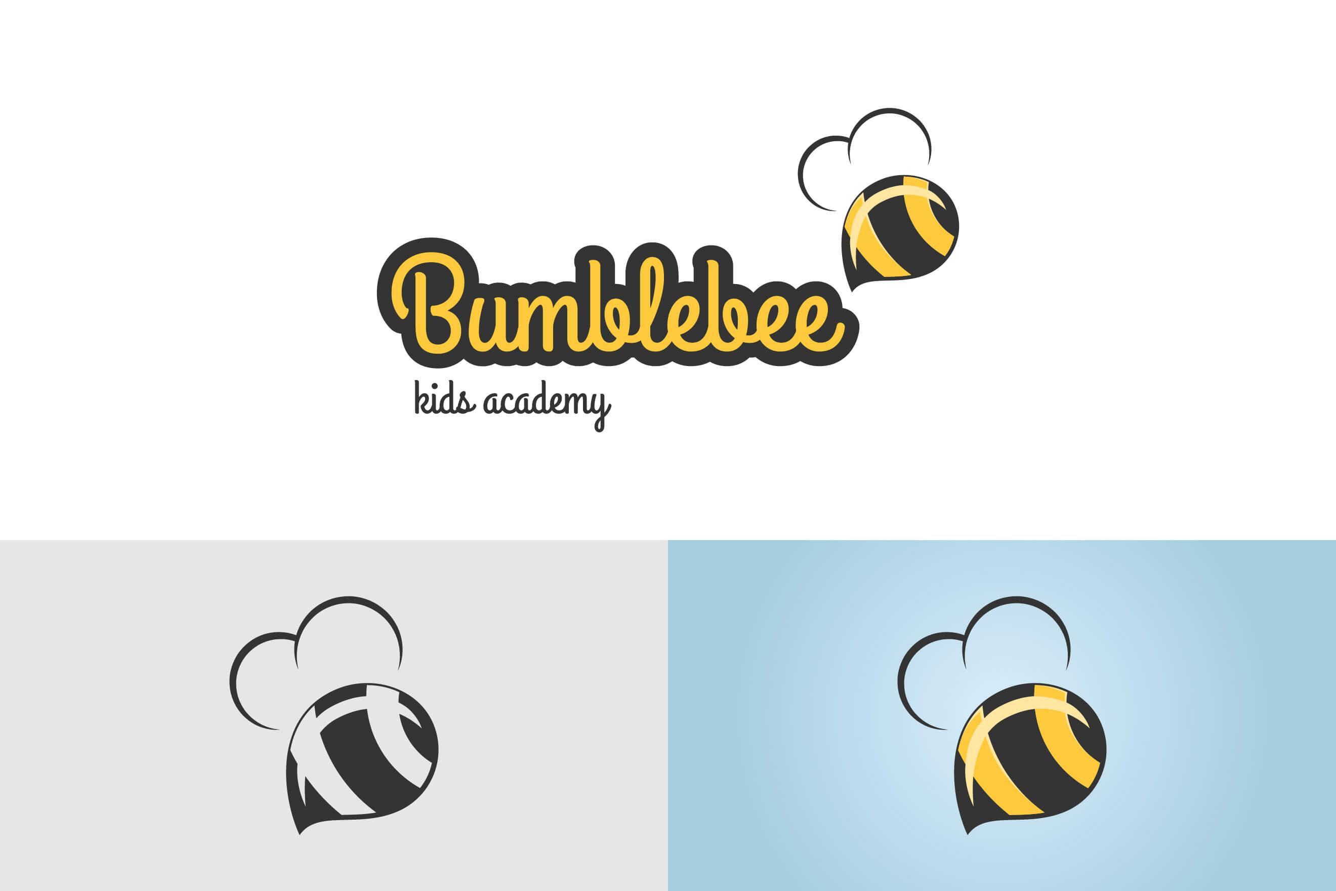 logo design for Bumblebee