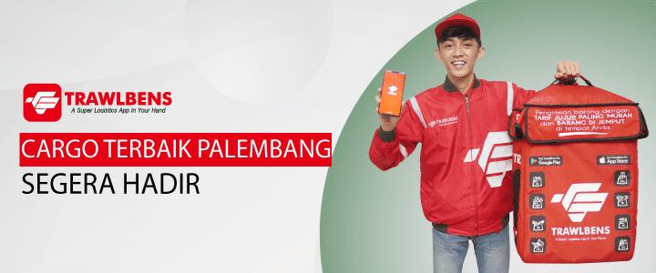 Jasa Pengiriman Palembang, TrawlBens Siap Melayani Anda!