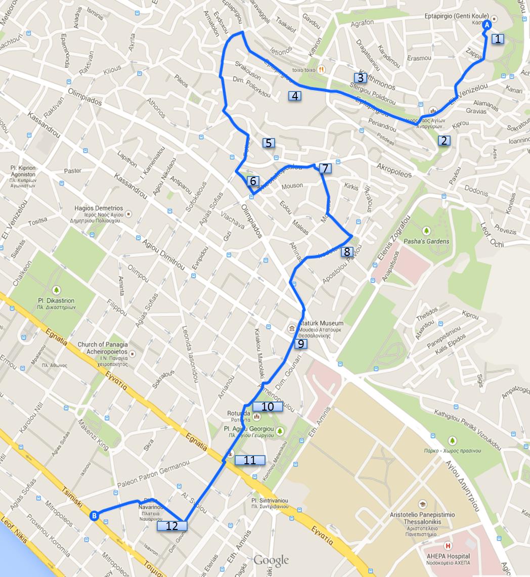 City Walk 4