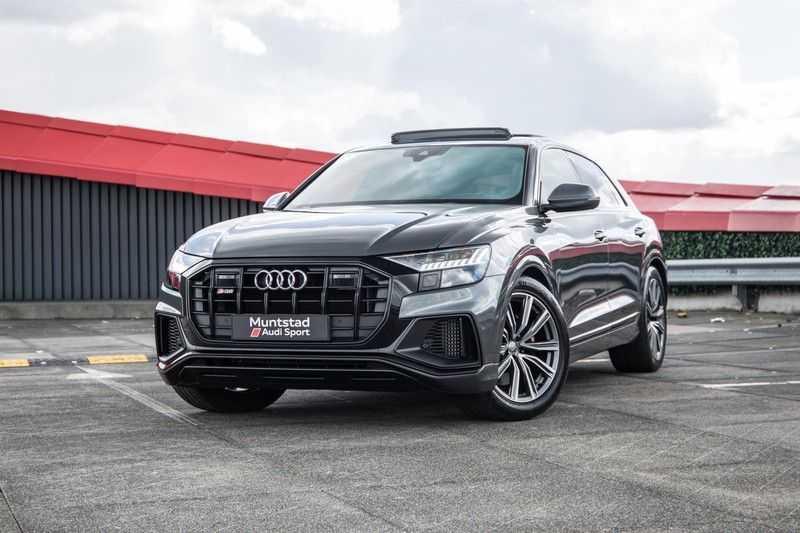 Audi SQ8 4.0 TDI quattro | 435PK | Sportdifferentieel | B&O | Alcantara hemel | Assistentiepakket Tour & City | Vierwielbesturing afbeelding 7