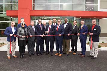 HomeServe USA Opens New Call Center and Customer Operations Facility in Chattanooga