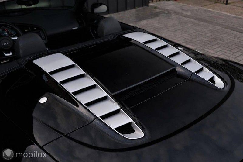 Audi R8 Spyder 5.2 V10 FSI   LED   B&O afbeelding 25