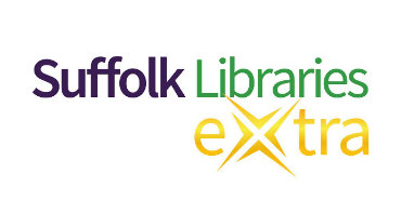 Suffolk Libraries Extra logo