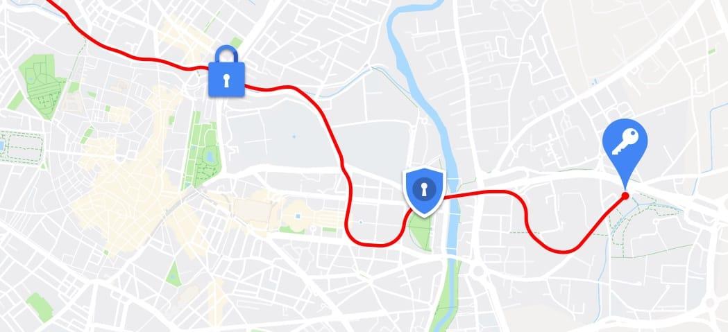 Registering and Restricting Google Maps and Woosmap Platform API keys