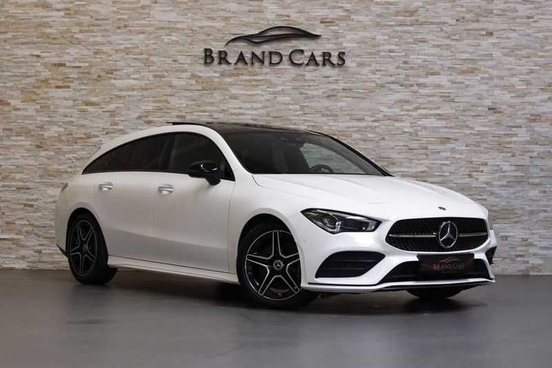 Mercedes-Benz CLA-Klasse Shooting Brake 220 Premium Plus | WIDESCREEN | AMG Pakket | Keyless entry | Massage stoelen |Panoramadak | Memory pakket | Burmester | Sfeerverlichting doorlopend | MULTIBEAM LED | Trekhaak | Vol opties afbeelding 9