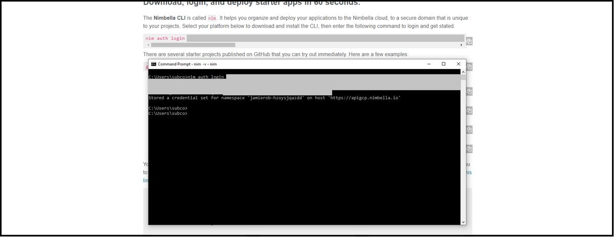 serverless cloud app commands